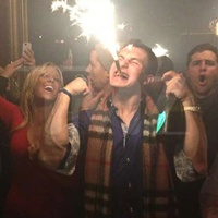 Johnny Manziel, partying, January 2013