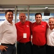 News, Shelby, UH Stadium Suite Life, Sept. 2014, Art Ensley, Spencer Armour, David Armour, Jack Moore