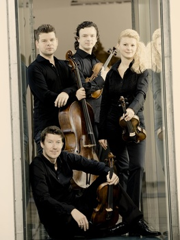 Houston Friends of Chamber Music presents the Pavel Haas Quartet