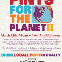Pints for PLanet