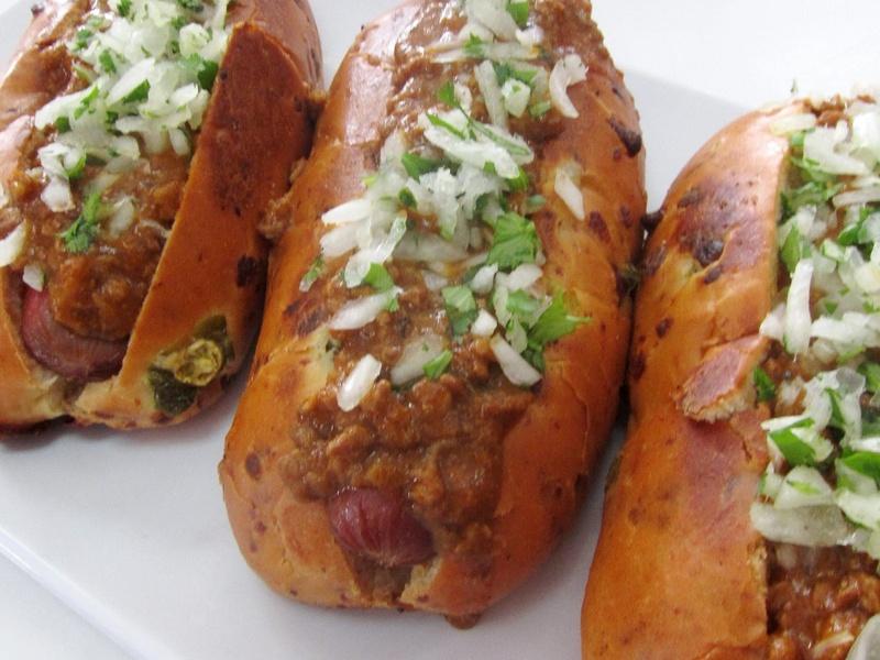 Gourmet Hot Dogs Houston