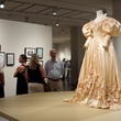 Making of Gone With the Wind at Harry Ransom Center Scarlett O'Hara Wedding Dress