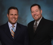Drs. Joseph Cribbins III and Stephen Hamn of the Texas Health Center for Diagnostics & Surgery in Plano