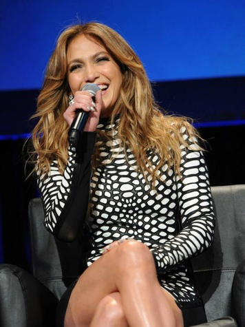American Idol January 2014 Jennifer Lopez