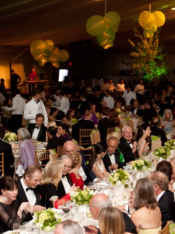 News_Asia Society Tiger Ball_crowd_venue