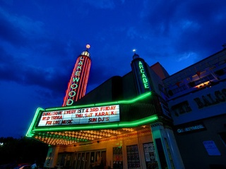 Lakewood Theater in Dallas