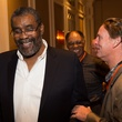 "140 ""Mean"" Joe Greene, from left, Elvin Bethea and Mike Renfro at the Dan Pastorini golf benefit October 2014"