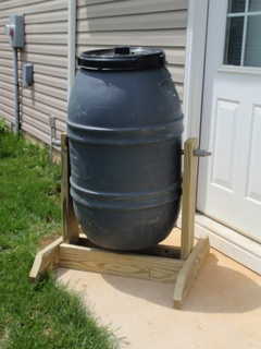Composting Barrel