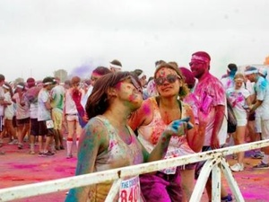 Color Race Grapevine