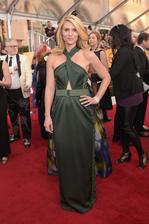 Claire Danes at Screen Actor Guild Awards