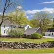 On the Market Renee Zellweger 1774 house in Connecticut September 2014 side of house