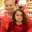 News_Sophie Dickson_birthday party_Pooka_March 2012_Karen Bradshaw_with her daughter Ariel Bradshaw.JPG