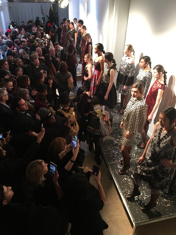 Cesar Galindo New York Fashion Week 2017