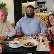 Eric Sandler, Vanesa Trevino Boyd, Fritz Gitschner, 60 Degrees Mastercrafted, Houston Restaurant Weeks 2014, menu