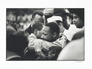 News_The Whole World was Watching_001_Dan Budnik_Dr. King_March on Washington_1963