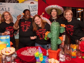 Girl's Inc Margarita Contest