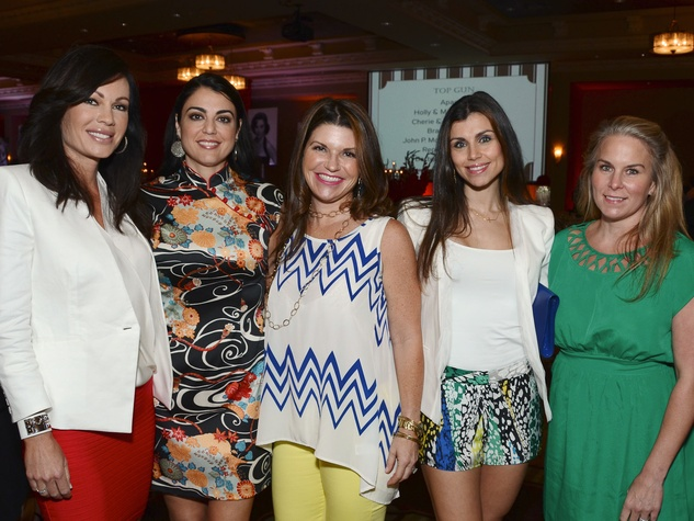 92 Child Advocates Pull for Kids Houston May 2013 Brandi Maxwell, Cara Cox, Laura Davenport, Nadine Boutros, Nancy Strain