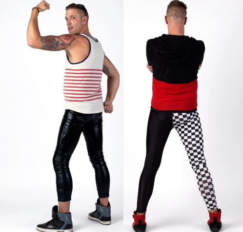 meggings man leggings