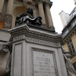 Moliere monument in Paris