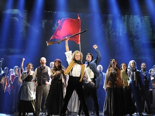 Gexa Energy Broadway at the Hobby Center presents Les Misérables