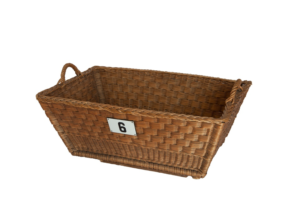 RedRover Alley Gift Guide - French Laundry Basket - December 2014
