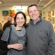3, WHAM preview party, November 2012, Karen Dow, Brian Kelly