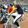 Case Keenum bike Texans