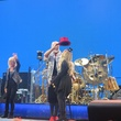 Jane Howze Fleetwood Mac December 2014 Christine McVie, from left, Mick Fleetwood and Stevie Nicks