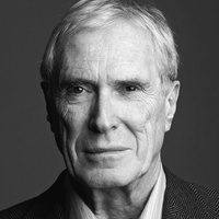 Austin Photo Set: News_sofia_Mark Strand_jan 2012_black and white