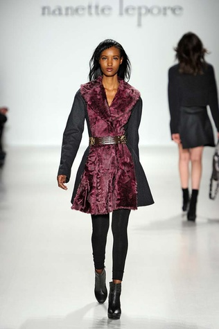 Nanette Lepore fall 2014 collection look 14