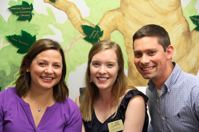 Houston, Kids Meals New Faciity Celebration, May 2015, Courtney Klemcke, Elizabeth Weaver, Drew Shea