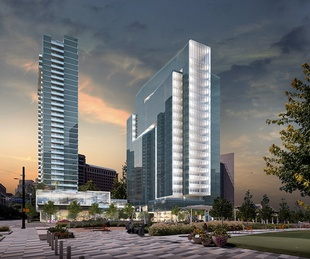 Park District rendering