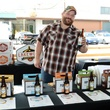 Lakewood Brewing guy at 2014 Raiser Grazer