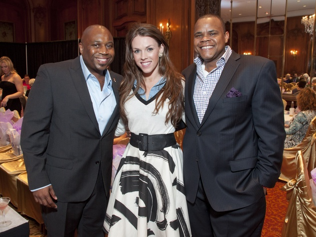013_Starlight gala, Fashion Show, June 2012, Kevin Murray, Christen Hatfield, Al Benoit