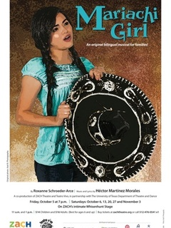 Austin photo: Events_Mariachi Girl_Poster