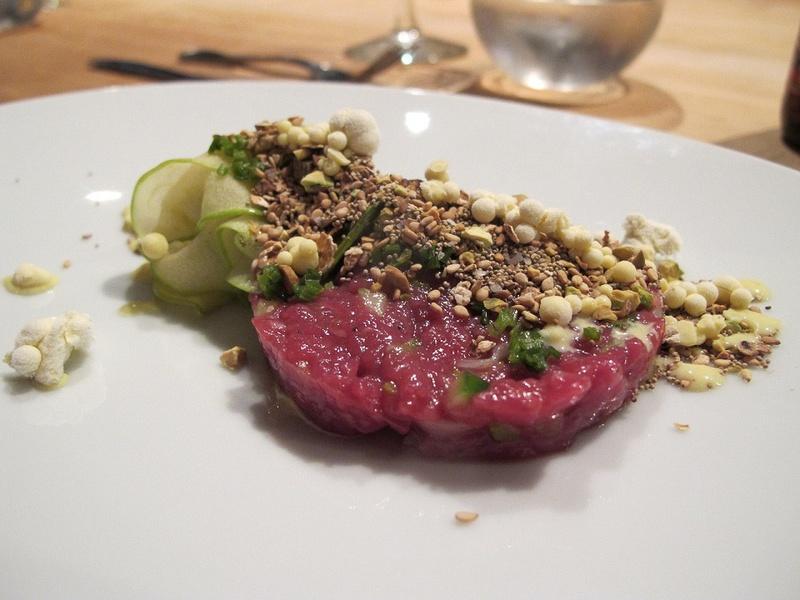 Slideshow: Dinner theater: Pilot Light chefs offer a casual new pop-up ...