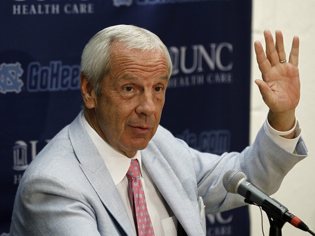 Roy Williams NCAA