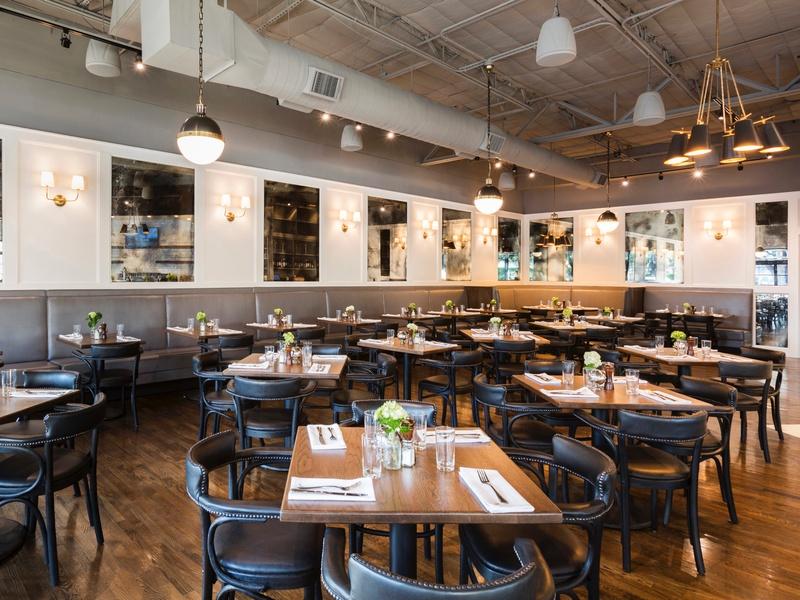 Slideshow New River Oaks Neighborhood Restaurant Adds