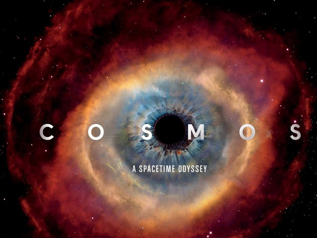 title image for Cosmos: a Space-Time Odyssey hosted by Neil deGrasse Tyson