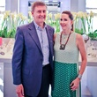 11 All-in-One Academics Houston June 2013 Tom Glanville, Liz Glanville of DeVille Fine Jewelry