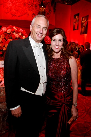 240 Bobby and Phoebe Tudor Houston Grand Opera Ball April 2015
