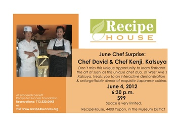June Chef Surprise