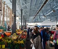 Dallas Farmers Market Shed 2