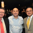 6, Hispanic Advisory Board party, December 2012, Mario Duenas, Gilbert Garcia, Gabriel Esparza