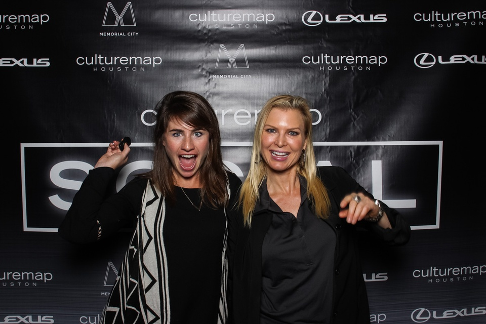 17 Smilebooth at CultureMap Social at Gateway November 2014