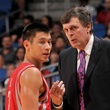 Kevin McHale, Jeremy Lin, Rockets, basketball, November 2012