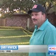 Lee Smithwick Lubbock man discovers hidden tunnel in back yard September 2013