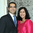 27 Ashish and Sameera Mahendru at the Houston Bar Association Harvest Celebration November 2013