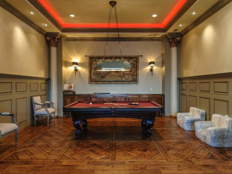 5 dallas in home game rooms that invite friendly for 11 x 13 room