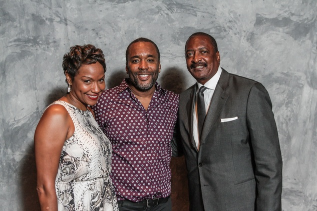 News, Shelby, Houston Arts Alliance, Lee Daniels event, May 2015, Gena Knowles, Lee Daniels, Mathew Knowles